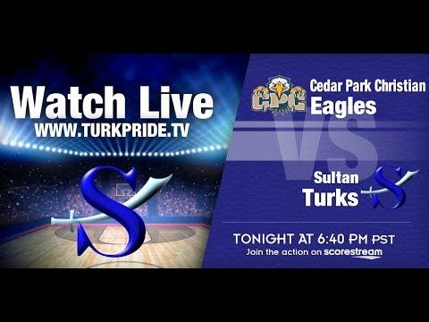 Turk Boys Basketball - Sultan vs CPC
