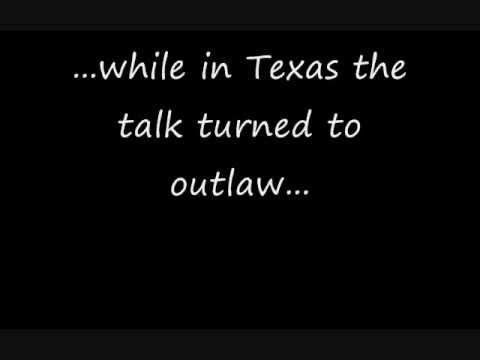 Willie, Waylon and Me (David Allan Coe) w/ lyrics