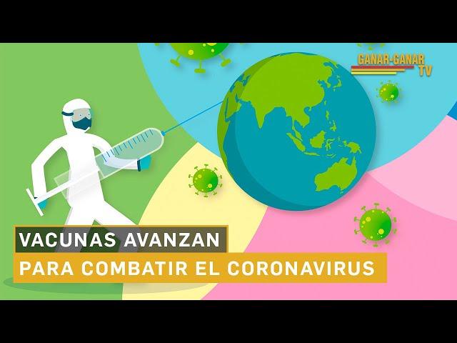 Flash Sustentable: Vacunas avanzan para combatir el coronavirus
