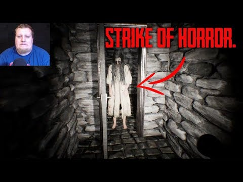 FREAKIN SCARY GAME!!! | Strike Of Horror