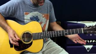 Beginner Song Writing Tips - EASY Chords - Acoustic Guitar Lesson
