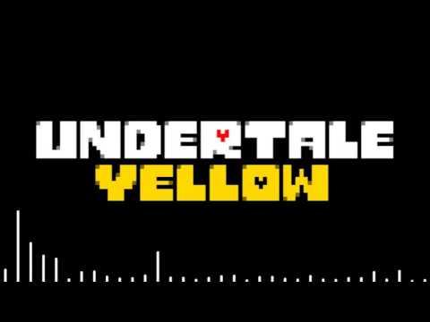 Undertale Yellow OST: 03 - Enemy Approaching Yellow