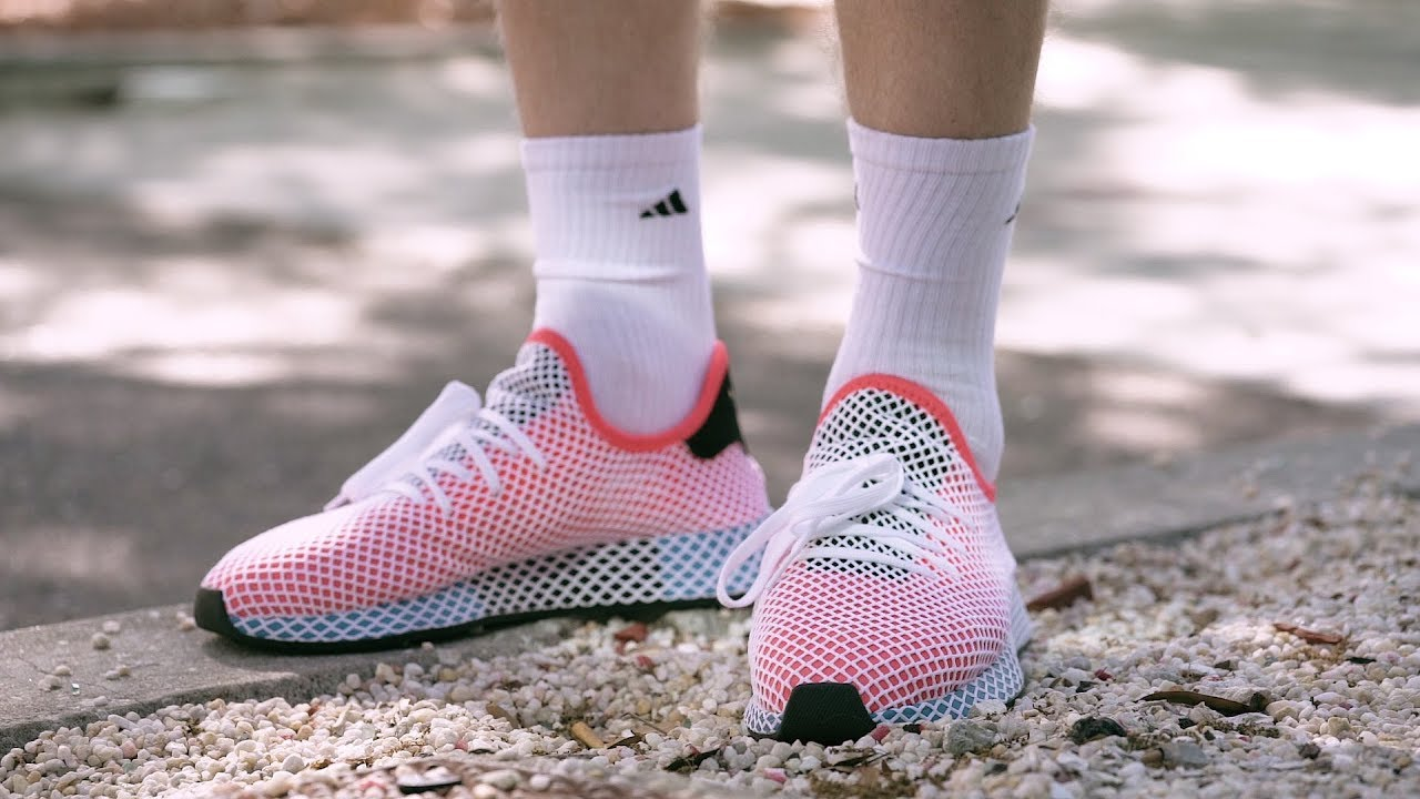 3f058a3e0a7df8 Adidas Deerupt Durability Test! Will It Rip  - Video Más Popular