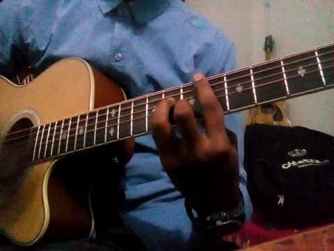 Wanted Man Guitar Chords Akon By Mrddebojit Youtube