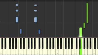 Repeat youtube video FT Island - Severely (Piano Tutorial)