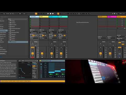 Ableton 10 Beta MIDI Remote Script Touchable V3 Ipad 1st Gen