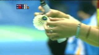 Beijing Olympics Emms/Robertson vs Gao/Zheng Part 8