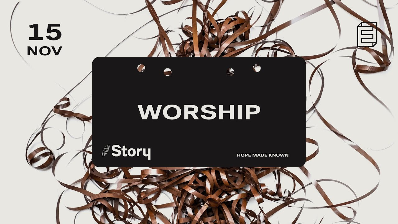 Story | Worship Cover Image