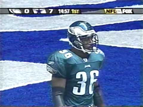 2003 Week 6 Philadelphia Eagles at Dallas Cowboys