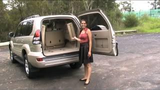 Repeat youtube video 2006 Toyota Landcruiser Prado Stock# P118169