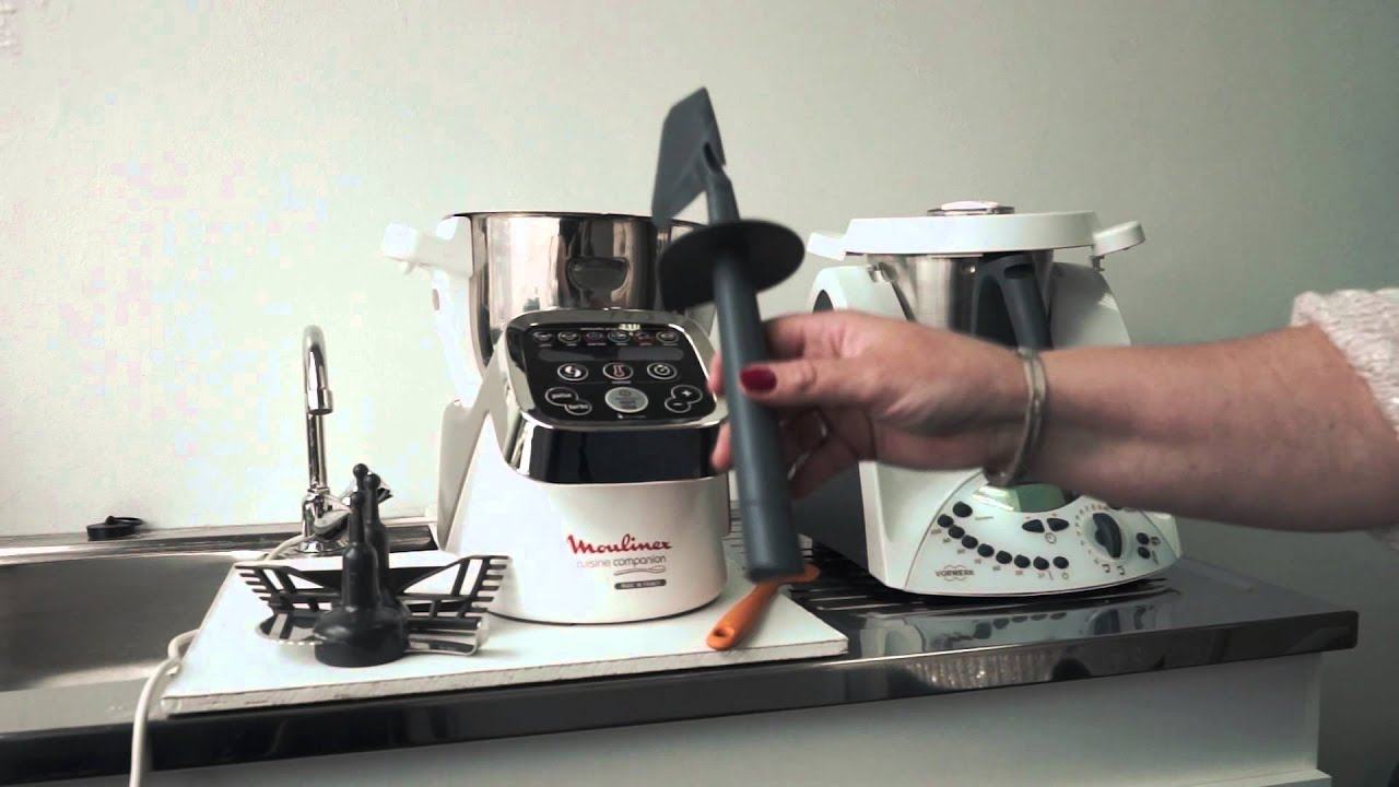 les num riques vorwerk thermomix versus moulinex companion download youtube. Black Bedroom Furniture Sets. Home Design Ideas