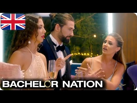 Alex Gets Stuck In The Middle Of Charlotte & Alicia Feud   The Bachelor UK