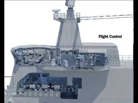 BAE systems 3D promotional ALHD video