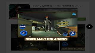 [SIMULATION] Scary Momo - The Horror Game - Newest Android Game Latest APK