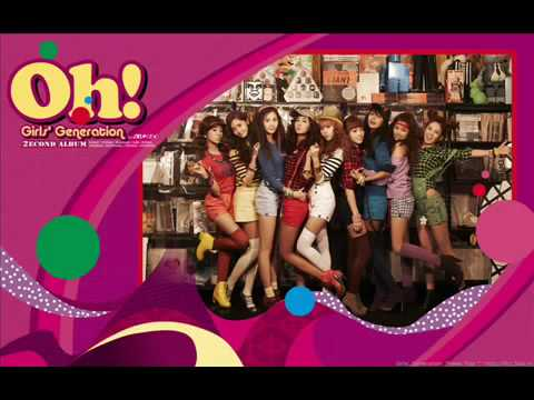 SNSD - Oh! (Audio Version) + MP3 Full song Download