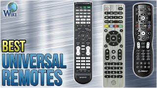 8 Best Universal Remotes 2018