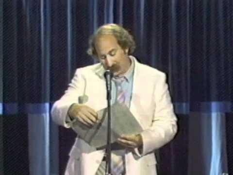 Bruce Baum:Comedian - 1987