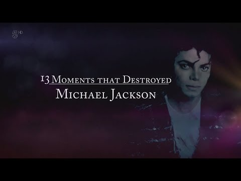 13 Moments that Destroyed Michael Jackson Trailer 2019  Channel 5