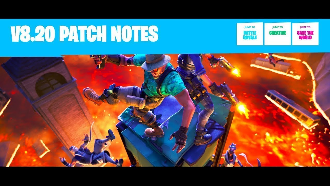 patch notes 8.20