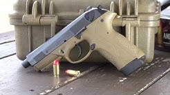 Beretta Px4 Storm SD Type F in Action