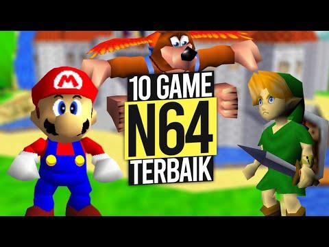 10 GAME Nintendo 64 Terbaik Sepanjang Masa