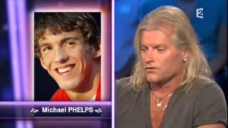 Philippe Lucas - On n'est pas couché 13 septembre 2008 #ONPC