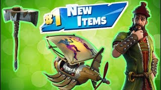 New Hacivat Skin & Shadow puppet Glider! Fortnite Live Stream!