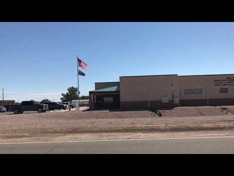 Courthouse in Maricopa, AZ