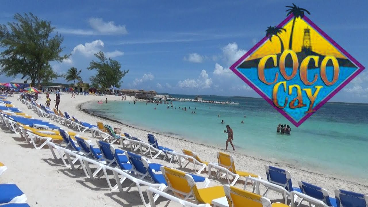 Coco Cay Royal Caribbean S Bahamas Private Island Tour Review With The Legend