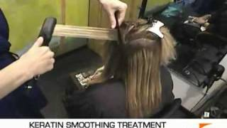 Jet Rhys Salon Keratin Smoothing Treatment