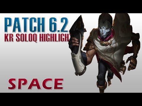 Space - Jhin Bot Lane - KR SoloQ Highlights