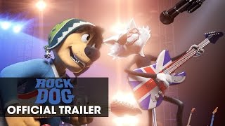 �������� ���� Rock Dog (2017 Movie) – Official Trailer ������