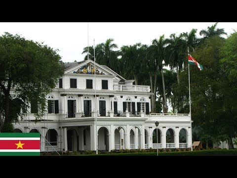 Suriname: Paramaribo Historical Center Highlights - An Overview of the Capitol of Suriname