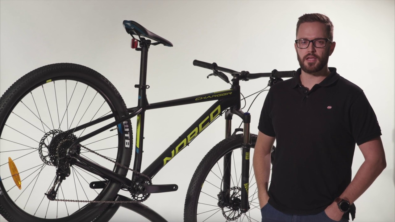 e295c1f4f21 Norco Charger 2017 Model Overview - YouTube