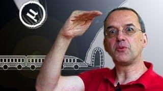 Relativity Paradox - Sixty Symbols
