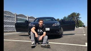 Hyundai coupe   тест драйв
