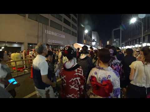 Kyoto Gion Festival 2017 -yoiyoiyama