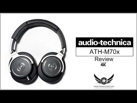 Audio-Technica ATH-M70x Review (4K)