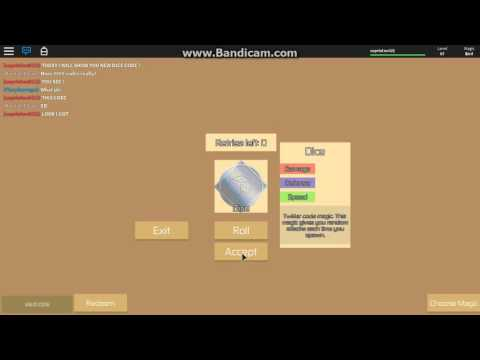 Elmental War Roblox Dice Code | Free Robux 300