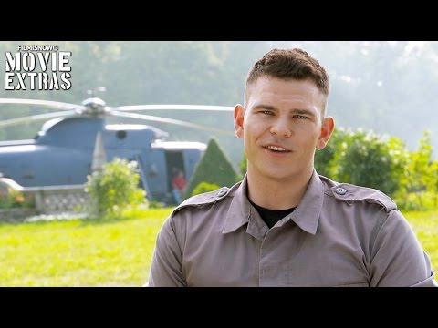 X-Men: Apocalypse   On-set with Josh Helman 'Col. William Stryker' [Interview]
