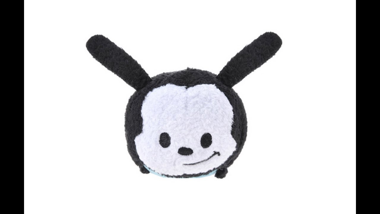 oswald the lucky rabbit plush