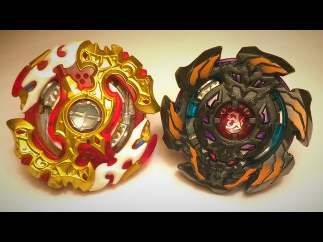 Spryzen Requiem S3 0.Zt vs Balkesh B3 2B.At : Beyblade Burst Evolution