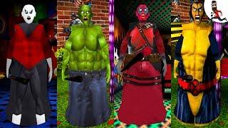 All the Mods of Granny ► by Abegi Jo ► Jiren (Dragon Ball) ►  The evolution №32