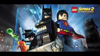 ELFIE & WHISKERS play Lego batman 2 DC SUPERHEROS part 2