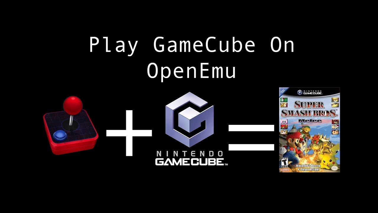 Wii Roms Google: Playing Gamecube & Wii Emulator On OpenEmu