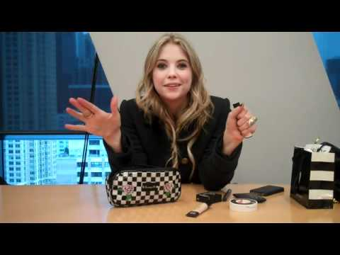 Check out What's Inside Ashley Benson's Beauty Bag!