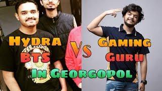 Gaming Guru Vs HYDRA BTS Fight In Georgopol  Hydra Vs Hydra | Emulator Shaktimaan Gaming