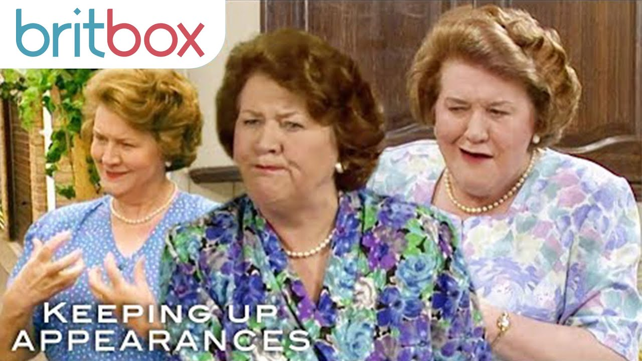 Hyacinth Bucket's Top 5 Putdowns | Keeping Up Appearances ...