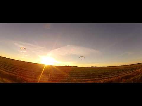 RC paragliding Motala Sweden