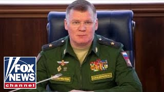 Russia accuses the UK of staging chemical attack in Syria